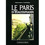 Le Paris d'Haussmannpar Patrice De Moncan