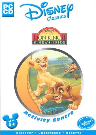 Disney Lion King II Activity Centre