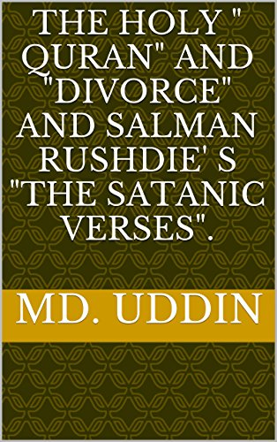 the satanic verses essay The satanic verses was written by british indian novelist salman rushdie in 1988 it was the fourth and most controversial novel of what has become a long and distinguished career it was the fourth and most controversial novel of what has become a long and distinguished career.