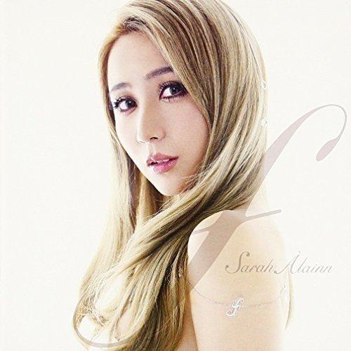 CD : Sarah Alainn - F (Hong Kong - Import)