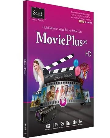 Serif MoviePlus X5