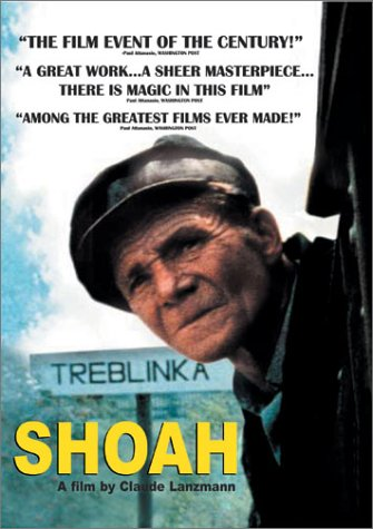 Cover art for  Shoah