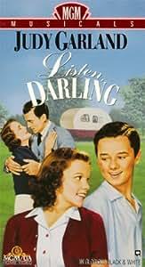 Listen, Darling [VHS]