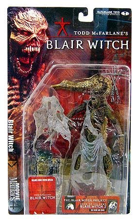 Movie Maniacs Series 4 > Blair Witch (Treehead) Action Figure by Movie Maniacs (Blair Witch Figure compare prices)