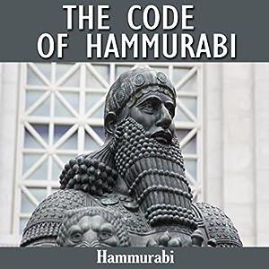 The Code of Hammurabi Audiobook