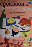 img - for Jim Beard's Complete Cookbook for Entertaining [ 1954, Maco No. 21 ] (489 tested recipes and menus for every occasion- parties, buffets, holidays, brunches, picnics, snacks, dinners) book / textbook / text book