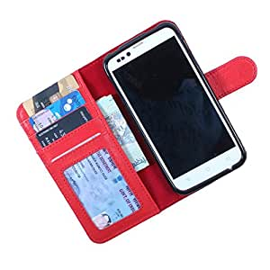 For Xiaomi Mi5 - DooDa Quality PU Leather Flip Wallet Case Cover With Magnetic Closure, Card & Cash Pockets