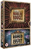 Moulin Rouge / Romeo + Juliet Double Pack [DVD] [1996]