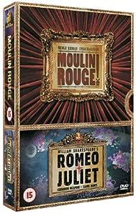 Moulin Rouge / Romeo + Juliet Double Pack [DVD] [1996]