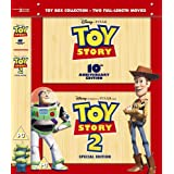Toy Story (10th Anniversary Edition) / Toy Story 2 (Special Edition) [DVD]by John Lasseter