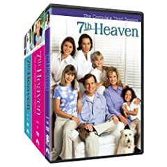 7th Heaven: The Complete Seasons 1-3