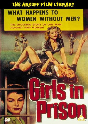 Girls in Prison [Reino Unido] [DVD]