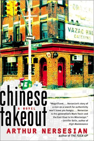Chinese Takeout : A Novel