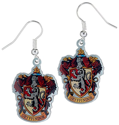official-harry-potter-jewellery-gryffindor-crest-earrings