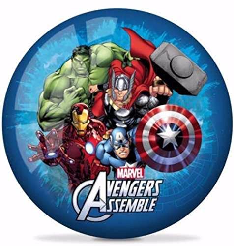 PALLONE Mondo-D.230 Pers.Avengers (sogg.a scelta) 06040
