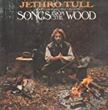Jethro Tull SONGS FROM THE WOOD LP (VINYL) UK CHRYSALIS 1977