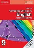 Cambridge Checkpoint English Teacher's Resource CD-ROM 9 (Cambridge International Examinations)
