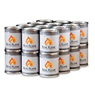 Real Flame Gel Fuel – 13 oz cans; 24-…