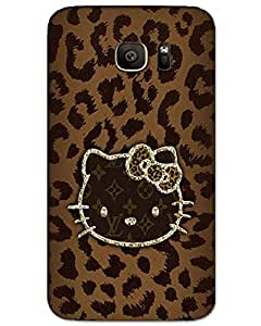 Samsung Galaxy S7 Edge Back Cover Designer Hard Case Printed Cover