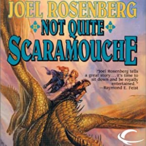 Not Quite Scaramouche Audiobook