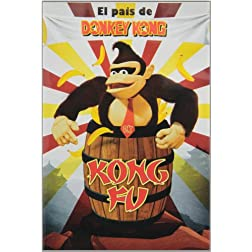 El país de Donkey Kong - Kong Fu