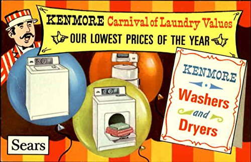 vintage-advertising-postcard-kenmore-washers-and-dryers-advertising