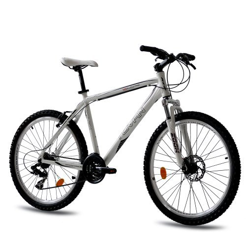 Bicicleta de montaña Tovian de KCP 21 velocidades, gama media