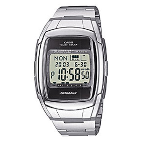 Casio DB-E30D-1AVEF Standard Men's Digital Quartz Watch with Steel Bracelet