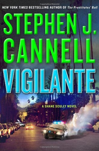 Image of Vigilante (Shane Scully Novels)