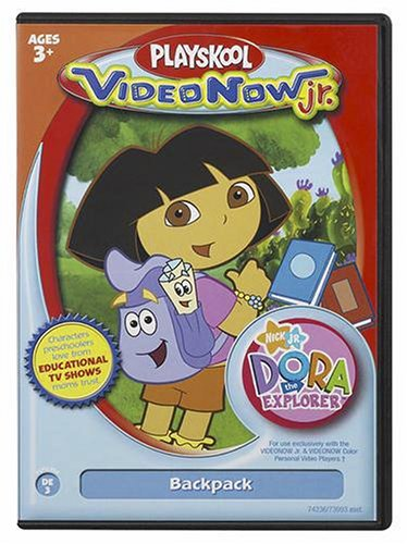 Videonow Jr. Personal Video Disc: Dora The Explorer #3 - 1