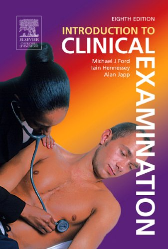Introduction to Clinical Examination, 8e