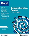 Bond 11+: English: Comprehension Papers:...