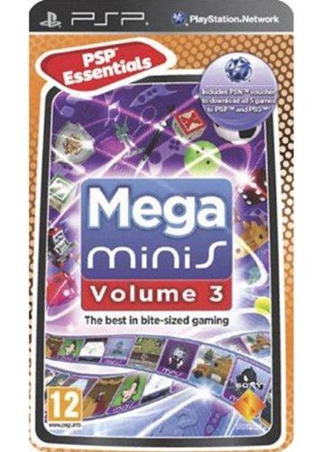Compilation Mega Minis volume 3 (5 jeux inclus)