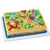 SpongeBob SquarePants Pirates Treasure Hunt DecoSet Cake Topper