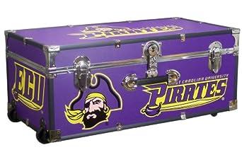 Mercury Seward Trunk University Of Eastern Carolina 30-Inch Wheeled Foot Locker by Mercury