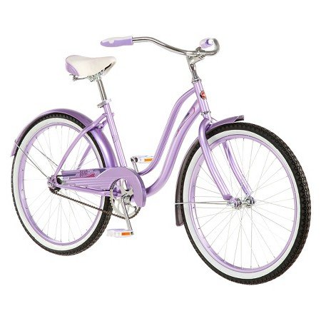Schwinn Ladies Legacy 24 Cruiser Bike