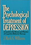 The Psychological Treatment of Depression (0029346606) by Williams