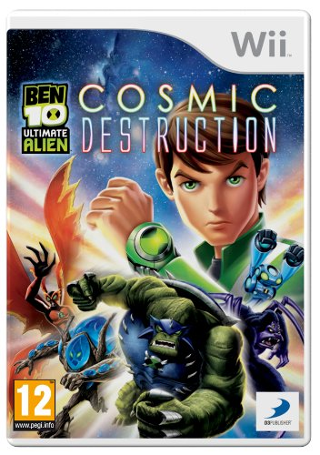 Ben 10 Ultimate Alien: Cosmic Destruction (Wii)