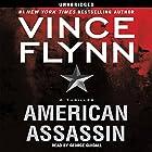 American Assassin Hörbuch von Vince Flynn Gesprochen von: George Guidall
