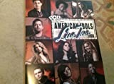 img - for Pop Tart Presents Amrican Idols Live! Tour 2008 Program book / textbook / text book