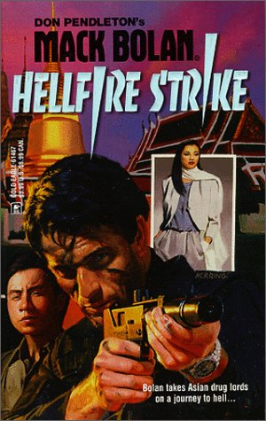Image for Hellfire Strike (Super Bolan #67) (Superbolan, 67)