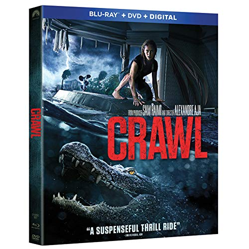 Blu-ray : Crawl (2 Discos)