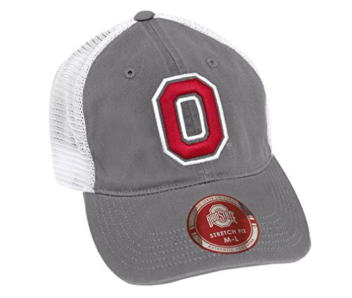 ohio state trucker hat ohio state buckeyes trucker hat