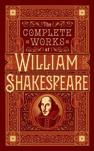 the-complete-works-of-william-shakespeare-barnes-noble-leatherbound