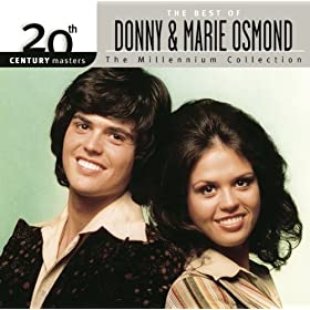 20th Century Masters: The Millennium Collection: Best of Donny & Marie Osmond