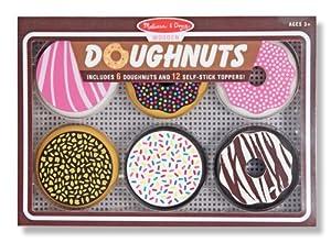 Melissa & Doug Wooden Doughnuts