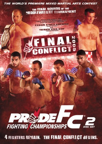 Pride Fc: Final Conflict 2005 [DVD] [Import]