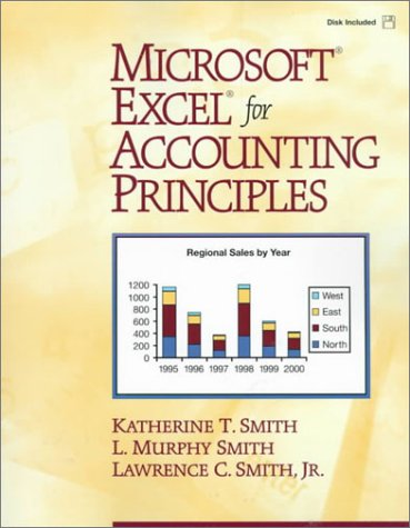 Microsoft Excel for Accounting Principles
