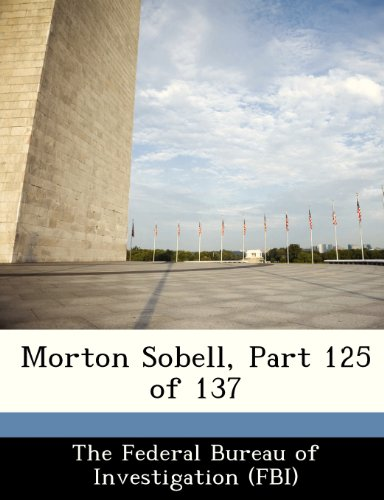 Morton Sobell, Part 125 of 137