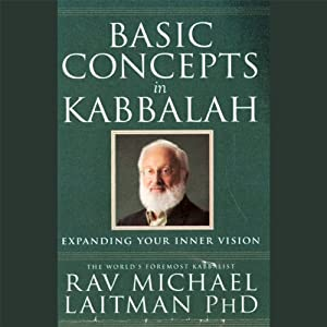 Basic Concepts in Kabbalah Audiobook